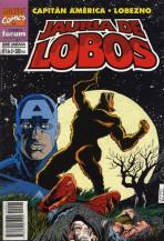 Capitán América - Lobezno: Jauría de Lobos Vol.1 nº 1