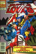 Capitán América - Lobezno: Jauría de Lobos Vol.1 nº 2