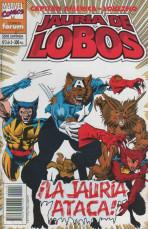Capitán América - Lobezno: Jauría de Lobos Vol.1 nº 3