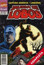 Capitán América - Lobezno: Jauría de Lobos Vol.1 - Completa -