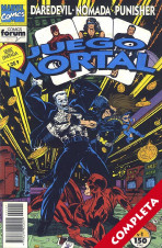 Daredevil - Nómada - Punisher: Juego Mortal Vol.1 - Completa -