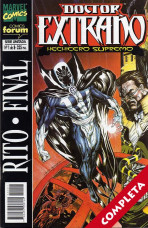 Doctor Extraño: Rito Final Vol.1 - Completa -