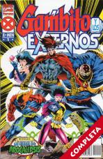 Gambito y los Externos Vol.1 - Completa -