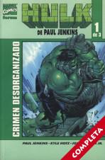 Hulk de Paul Jenkins Vol.1 - Completa -