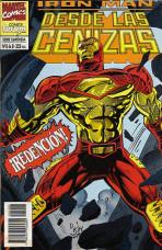 Iron Man: Desde las Cenizas Vol.1 nº 8