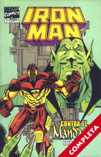 Iron Man contra El Mandarín Vol.1 - Completa -