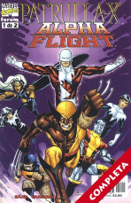 Patrulla X - Alpha Flight Vol.1 - Completa -