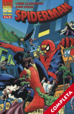 Spiderman de Claremont y Byrne Vol.1 - Completa -