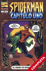 Spiderman: Capítulo Uno Vol.1 - Completa -