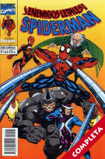 Los Enemigos Letales de Spiderman Vol.1 - Completa -