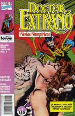 Colección Series Limitadas Vol.1 nº 5 - Dr. Extraño, Versos Vampíricos Vol.1 nº 1