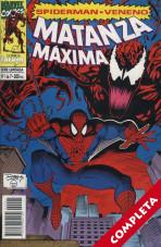 Spiderman - Veneno: Matanza Máxima Vol.1 - Completa -