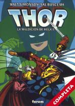 Thor: La Maldición de Hela Vol.1 - Completa -