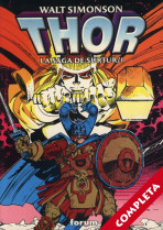 Thor: La Saga de Surtur Vol.1 - Completa -