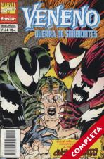Veneno: Guerra de Simbiontes Vol.1 - Completa -