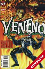 Veneno: Redención Vol.1 - Completa -
