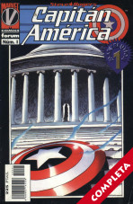 Capitán América Vol.3 - Completa -