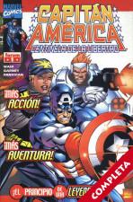 Capitán América: Centinela de la Libertad Vol.1 - Completa -