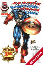 Héroes Reborn: Capitán América Vol.1 - Completa -