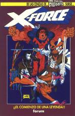 Colección One-Shot nº 1 - X-Force. ¡¡El comienzo de una leyenda!! - Edición Especial Conmemorativa 10º Aniversario Forum
