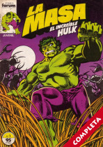 La Masa, El Increible Hulk Vol.1 - Completa -