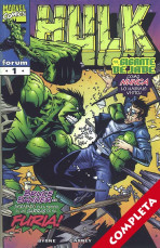 Hulk Vol.4 - Completa -