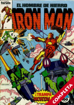Iron Man Vol.1 - Completa -