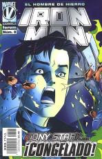 Iron Man Vol.3 nº 8