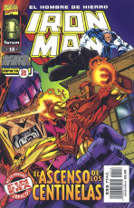 Iron Man Vol.3 nº 13