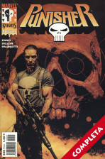 Marvel Knights: Punisher Vol.1 - Completa -