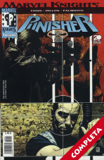 Marvel Knights: Punisher Vol.2 - Completa -