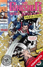 Punisher War Journal Vol.1 - Completa -