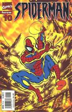 Spiderman Vol.3 nº 10