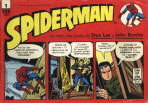 Spiderman -Tiras de Prensa- Vol.1 nº 1