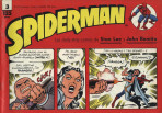 Spiderman -Tiras de Prensa- Vol.1 nº 3