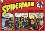 Spiderman - Tiras de Prensa - Vol.1 - Completa -