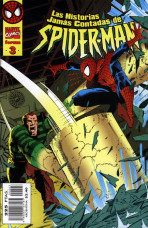 Las historias jamás contadas de Spider-Man Vol.1 nº 3