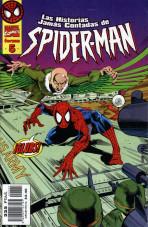 Las historias jamás contadas de Spider-Man Vol.1 nº 5