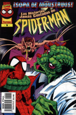Las historias jamás contadas de Spider-Man Vol.1 nº 9