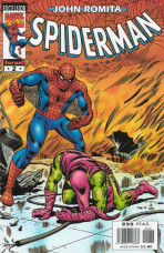 John Romita Spiderman Vol.1 nº 2