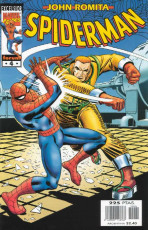 John Romita Spiderman Vol.1 nº 4