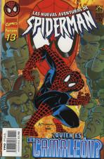 Las Nuevas Aventuras de Spider-Man Vol.1 nº 13