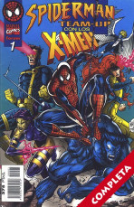Spiderman Team-Up Vol.1 - Completa -