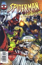 Spider-man Unlimited Vol.1 nº 4
