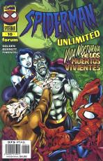 Spiderman Unlimited Vol.1 nº 10