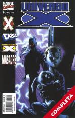 Universo-X Vol.1 - Completa -