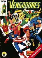 Los Vengadores Vol.1 - Completa -