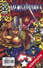 Héroes Reborn: Los Vengadores Vol.1 - Completa -