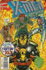 X-Men 2099 A.D. Vol.1 nº 1