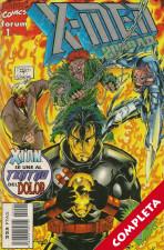 X-Men 2099 A.D. Vol.1 - Completa -